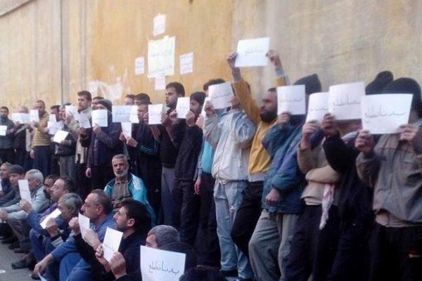 إضراب-معتقلي-سجن-حمص-المركزي