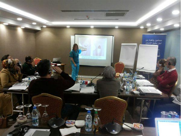 Medical & Legal Documentation Training for Children Cases